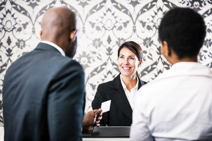 O que deves saber quando te candidatas a Recepcionista
